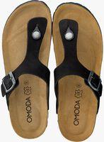 Zwarte OMODA Slippers 0027  - medium