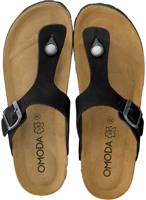 Zwarte OMODA Slippers 0027  - large