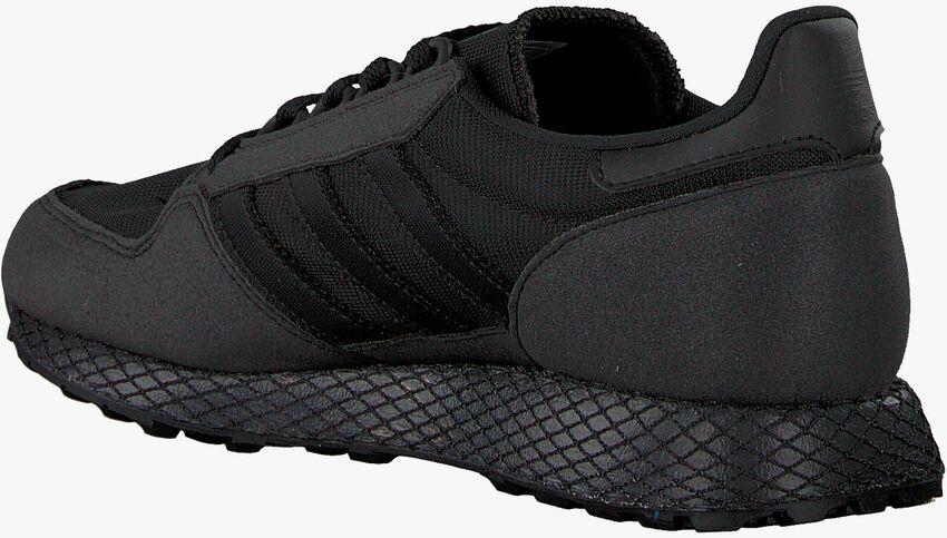 Zwarte ADIDAS Sneakers FOREST GROVE J  - larger
