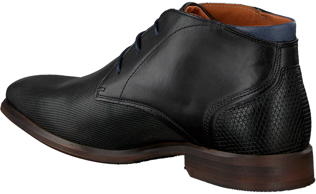 Zwarte VAN LIER Nette schoenen 1951701  - large