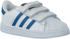 Witte ADIDAS Sneakers SUPERSTAR CF  - small
