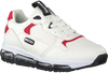 Witte BJORN BORG Lage sneakers X500 HBD  - small