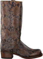Bruine SENDRA Hoge laarzen 3299  - medium