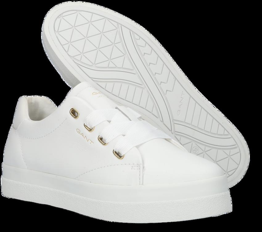 Witte GANT Lage sneakers AVONA  - larger