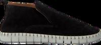 Zwarte SHABBIES Instappers 120020018  - medium