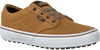 Bruine VANS Sneakers YT ATWOOD  - small