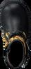 Zwarte BUNNIES JR Biker boots TINA TROTS - small