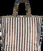 Taupe UZURII Shopper SHOPPER - small