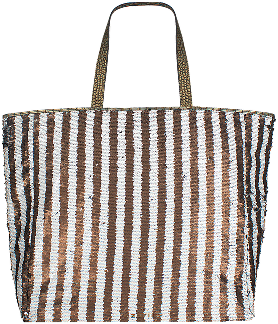 Taupe UZURII Shopper SHOPPER - large