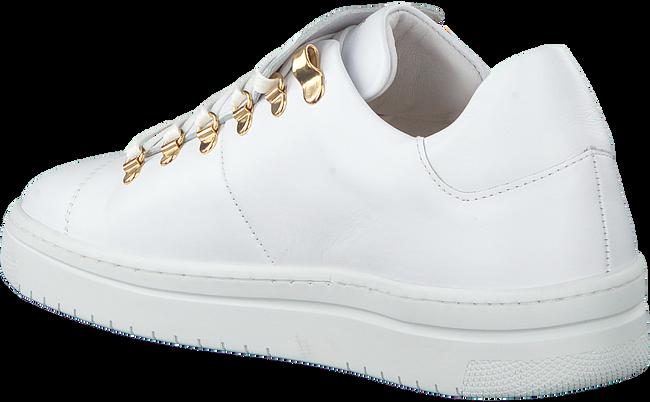 Witte NUBIKK Sneakers YEYE CALF WOMAN  - large