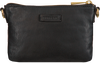 Zwarte DEPECHE Schoudertas SMALL BAG 13264  - small