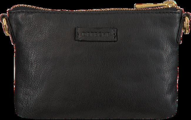 Zwarte DEPECHE Schoudertas SMALL BAG 13264  - large