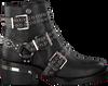 Zwarte GUESS Biker boots FLFIF3 LEA10  - small