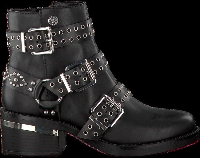 Zwarte GUESS Biker boots FLFIF3 LEA10  - large