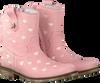 Roze FABIENNE CHAPOT Enkellaarsjes MANDY - small