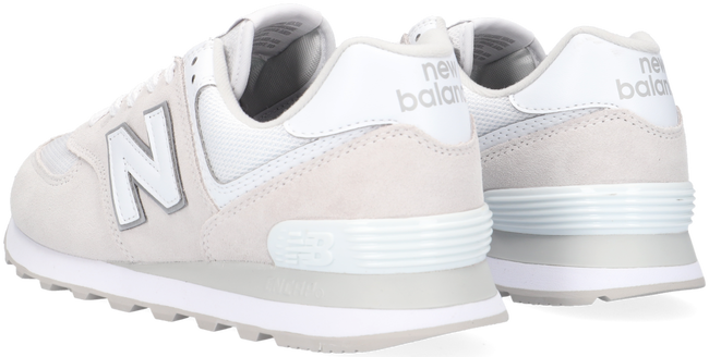 Witte NEW BALANCE Lage sneakers ML574  - large