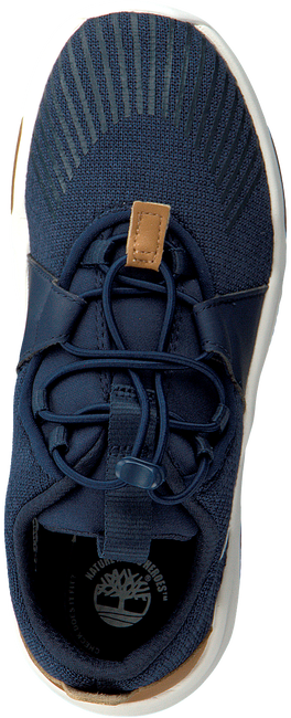 Blauwe TIMBERLAND Lage sneakers EARTH RALLY FLEXIKNIT OX  - large