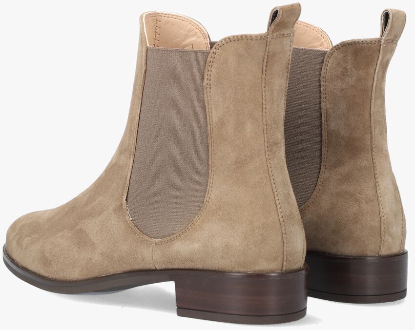 Taupe UNISA Chelsea boots BOYER  - larger