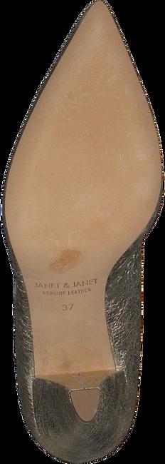 Gouden JANET & JANET Pumps 41450  - large