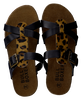 Zwarte BULLBOXER Slippers AFS003  - small