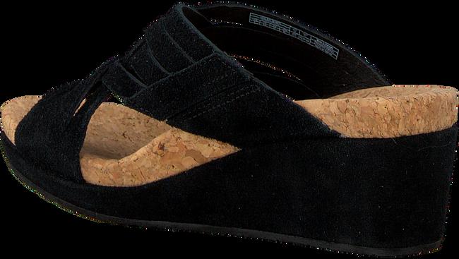 Zwarte UGG Slippers LILAH - large