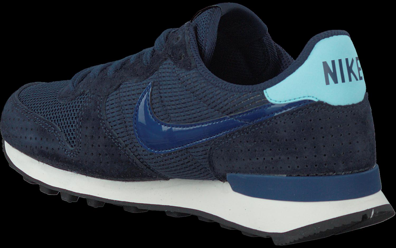 buy online f9642 a8f58 Blauwe NIKE Sneakers INTERNATIONALIST WMNS. NIKE. -50%. Previous
