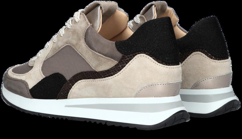 Grijze VIA VAI Lage sneakers NORA  - larger