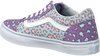 Paarse VANS Sneakers OLD SKOOL UY  - small