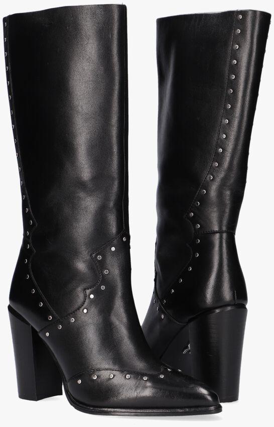 Zwarte BRONX Hoge laarzen NEXT AMERICANA  - larger