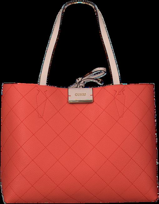 Roze GUESS Shopper HWVQ64 22150 - large