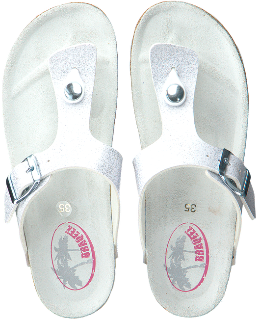 Witte BRAQEEZ Slippers 418020 - large