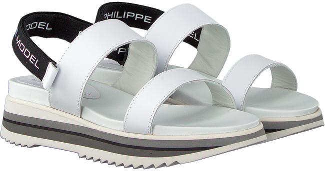 Witte PHILIPPE MODEL Sandalen CASSIS  - large
