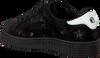 Zwarte STUDIO MAISON Sneakers STARDUST SWEAR  - small