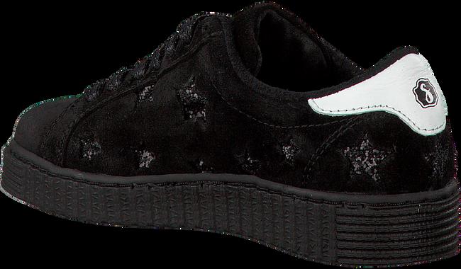 Zwarte STUDIO MAISON Sneakers STARDUST SWEAR  - large