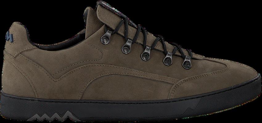Groene FLORIS VAN BOMMEL Lage sneakers 16464  - larger