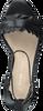 Zwarte BRONX Sandalen 84500  - small