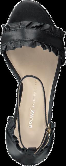 Zwarte BRONX Sandalen 84500  - large