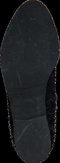 Zwarte ROBERTO D'ANGELO Enkellaarsjes 8407B - large