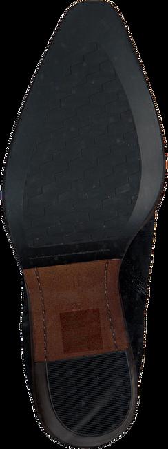 Zwarte NOTRE-V Enkellaarsjes BY6605X  - large