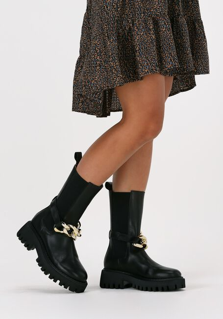 Zwarte STEVE MADDEN Overknee laarzen ESMEE  - large