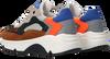 Cognac WYSH Lage sneakers JOEL  - small