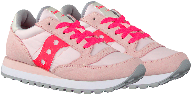 Roze SAUCONY Lage sneakers JAZZ ORIGINAL  - large