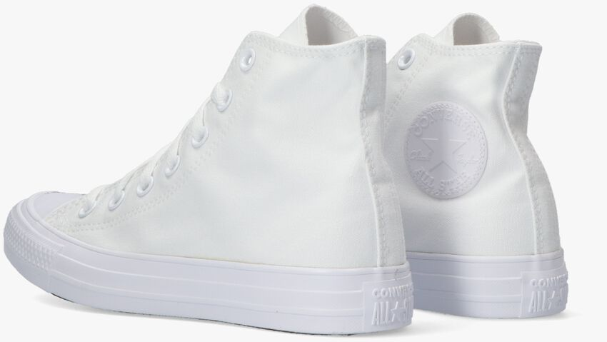 Witte CONVERSE Hoge sneaker CHUCK TAYLOR ALL STAR SEAS HI  - larger