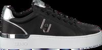 Zwarte LIU JO Lage sneakers SILVIA 01  - medium