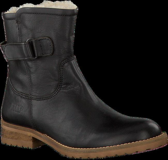 Zwarte HIP Lange laarzen H2834  - large