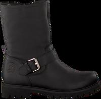 Zwarte PANAMA JACK Biker boots SINGAPUR B22 - medium