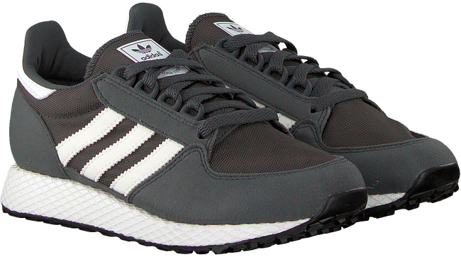 Grijze ADIDAS Sneakers FOREST GROVE J  - large
