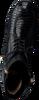 Zwarte FRED DE LA BRETONIERE Veterboots 184010018 - small