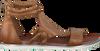 Bruine MJUS Sandalen 255073  - small