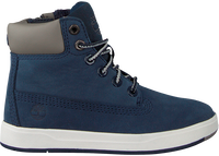 Blauwe TIMBERLAND Sneakers DAVIS SQUARE 6 INCH KIDS - medium